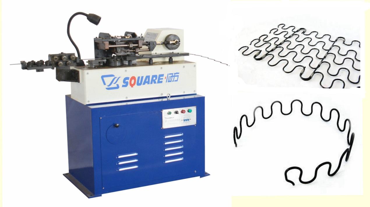 自动蛇形弹簧弯曲机