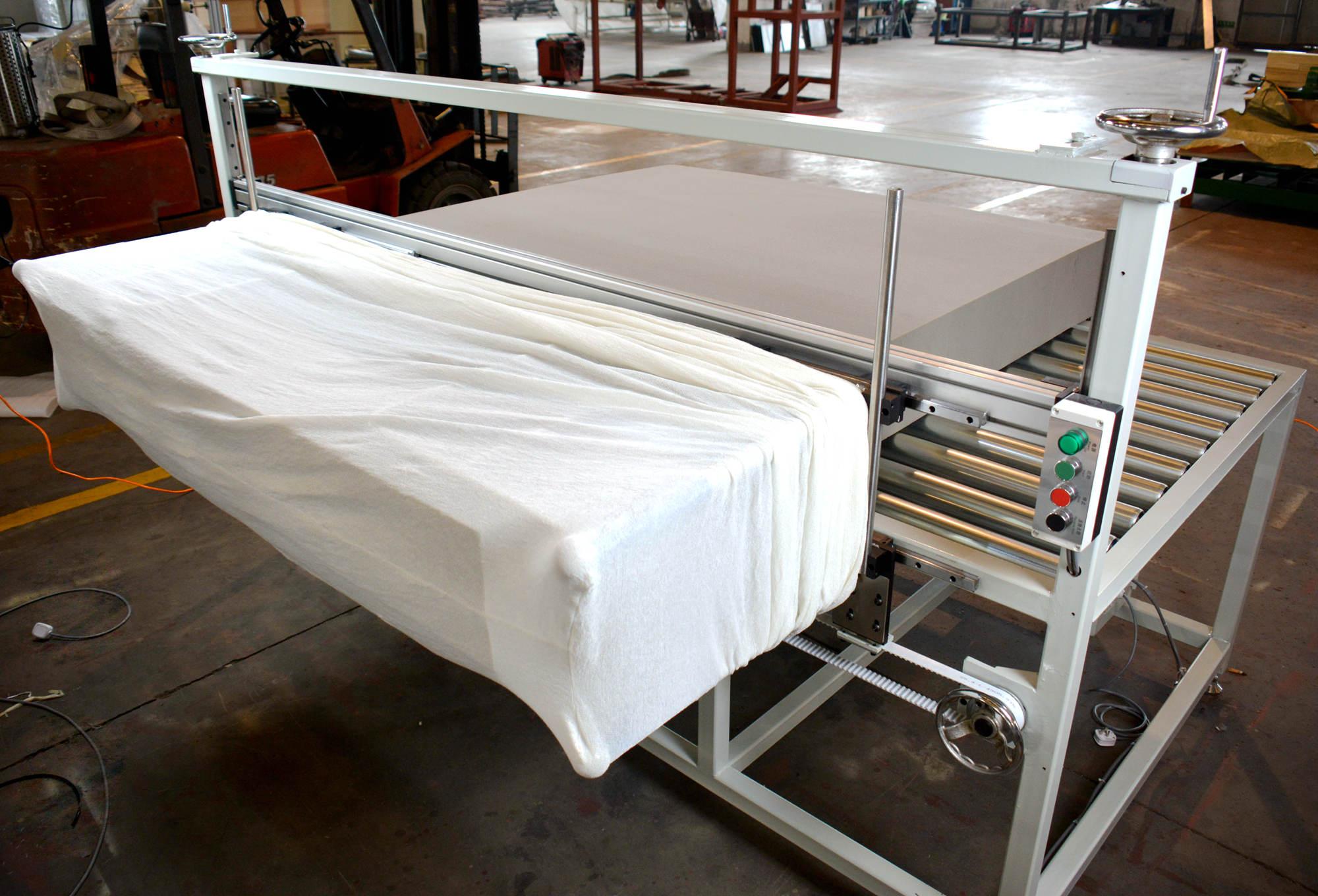 床垫套装机