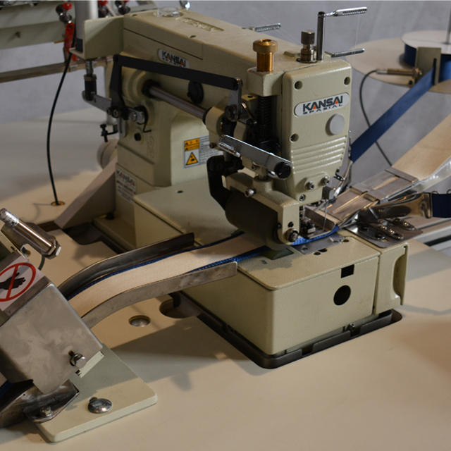 CLD3 床墊拉手帶縫紉切斷機