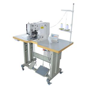 CLF1 床墊專用自動單縫式床墊拉手帶縫合機